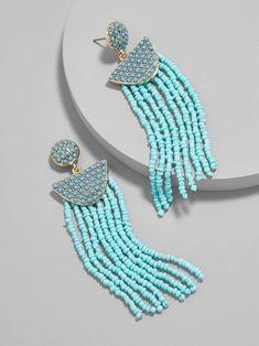 Tarot Tassel Earrings