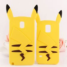 Cute Pokemon Pikachu Cartoon Silicone Soft Case Back Cover For Samsung Galaxy S5 #UnbrandedGeneric