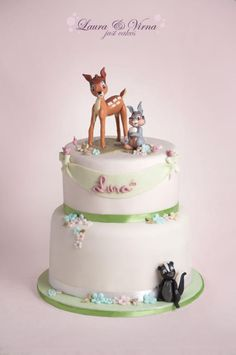 bambi - Cake by Laura e Virna just cakes