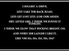 dance gavin dance lyrics ♥ ill always love them they were the first punk rock/alternative band I ever liked