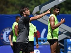 "Antonio Conte reveals all about fall out with Diego Costa at Chelsea and ""crazy"" transfers"