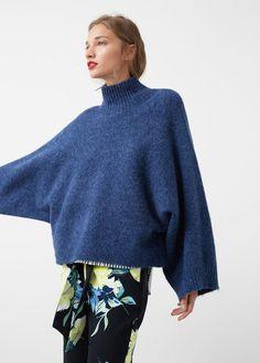 Увеличенные свитеры