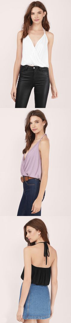 Lost In Love Surplice Cami Top Check out our best sellers and more at www.TOBI.com | #SHOPTobi | | Don't forget 50% off your first order. on us.