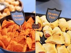 dragon party food - Google Search