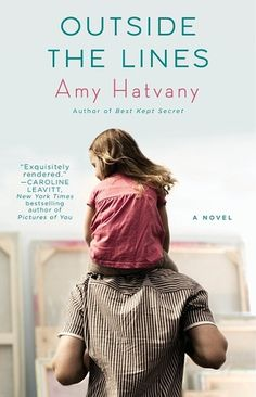 Mrs.Q: Book Addict: Review: Outside the Lines by Amy Hatvany