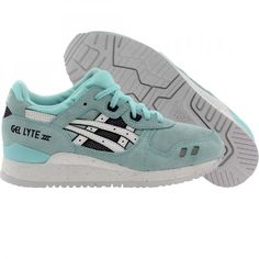Asics Women Gel-Lyte III - Snowflake (teal / blue tint / white)