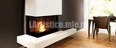 14.0KW RECUPERADOR L'ARTISTICO 2 LADOS - CORNER M14 ESQ Pellets, Esquire, Portugal, Corner, Home Decor, Firewood, Log Bedroom Furniture, Environment, Artists