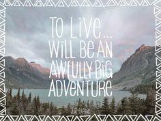 Big Adventure Pósters por Chuck Haney en AllPosters.es