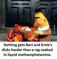 Good old ernie and bert