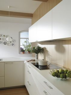 Enjoy the features of a fully functional and stylish kitchen created by top designers at Santos. Visit our showroom or call us to know more! Best Kitchen Designs, Modern Kitchen Design, Kitchen Ideas, Bungalows, Kitchen Hoods, Kitchen Cabinets, Showroom, Spanish Kitchen, Traditional Kitchen