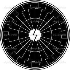 black sun symbol - Google Search