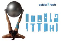 #SpiderTech - Leader in Innovative Kinesiology Taping Products