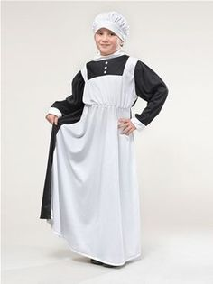 Child Florence Nightingale Costume by Fancy Dress Ball