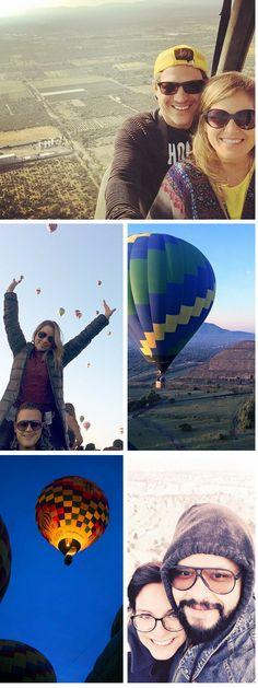 """Paquete """"Entrega de anillo especial""""   Vuelos En Globo Aerostático Sobre El Valle De Teotihuacán +Info / Reservaciones Tel: 65800620 WhatsApp: 5540364761 Email: vuelosenglobo@gmail.com"""