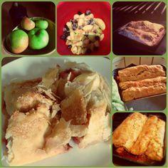 Making a strudel Strudel, Blackberry, Sweet Home, Organic, Apple, Baking, Apple Fruit, House Beautiful, Bakken