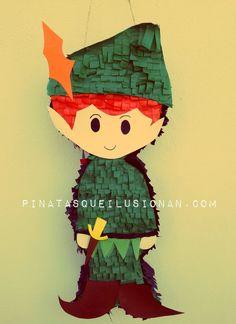 Piñatas~ Peter Pan Piñata