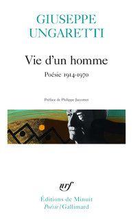 Vie d'un homme - Poésie/Gallimard - GALLIMARD - Site Gallimard