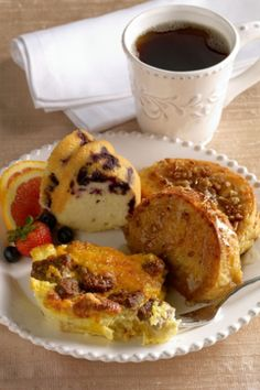 The Perfect Brunch - Breakfast In Bed, Gourmet Brunch Gift Set, Baked French Toast | Soft Surroundings