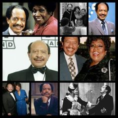 Black ThenJuly 24, 2012: Sherman Hemsley died at his home in El Paso, Texas.   | Black Then