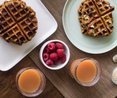 AIP Maple Sugar Waffles