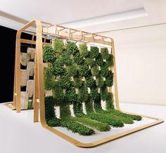 Interactive floor plan: Wallpaper* Handmade, Milan