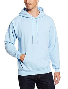 Hanes Men's Pullover EcoSmart Fleece Hooded Sweatshirt ** Be sure to check out this awesome product.