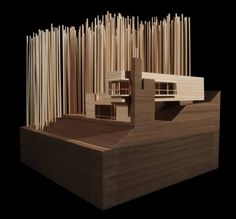 Patkau Architects Win Competition to Design On-Site Cottages at Fallingwater