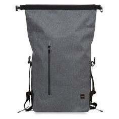 """Cromwell Men's 15"""" Roll Top Backpack - Grey 