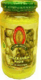 Laxmi Ginger-Garlic Paste - 9 fl. Oz
