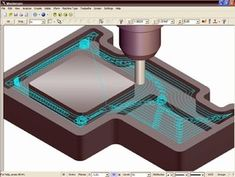 CADCAM Software is optimized for toolpath control. - Mar 2007 - Mastercam-CNC Software, Inc. Cnc Software, Woodworking Software, Woodworking Courses, Learn Woodworking, Cnc Router, Cnc Lathe, Cad Computer, Hobby Cnc, Autodesk Inventor