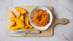 Besser als jeder Kartoffelbrei. Das Kürbis-Karotten-Püree besticht durch eine einzigartige Geschmacksnote und stiehlt sogar dem Hauptgericht die Show.