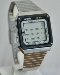 f55cac1f890 Image result for calculator watches tc-500