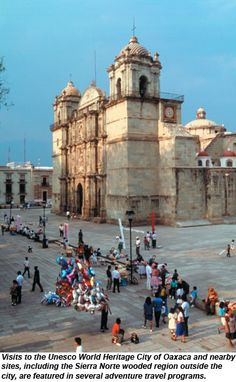 Unesco World Heritage City of Oaxaca
