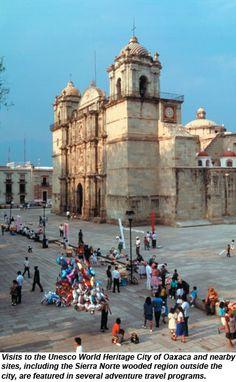 Unesco World Heritage City of Oaxaca