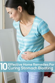 Effective Home Remedies To Get Rid Of Abdominal Bloating Top 10 Effective Home Remedies For Curing Stomach BloatingTop 10 Effective Home Remedies For Curing Stomach Bloating Cure For Bloating, Home Remedies For Bloating, Drinks For Bloating, Cure For Bloated Stomach, Stomach Bloating Remedies, Natural Headache Remedies, Natural Home Remedies, Holistic Remedies, Health Remedies