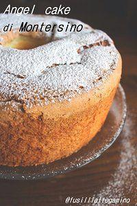 Angel Cake di Montersino