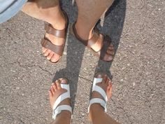 Birkenstock Express customers traveling to the Grand Canyon!