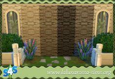 Sims 4 Stone Bricks
