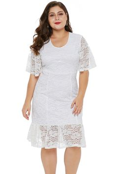 Staresen Womens Plus Size Dress Casual O-Neck Short Sleeve Print Waist Strap Oversize Dress Holiday Party Dress Summer 2019