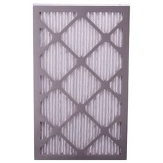 Quality Filters, Inc Dust and Pollen Air Conditioner Air Filter Size: