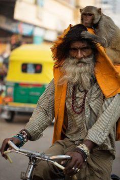 Varanasi - India.