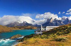 Réveillez-vous avec de superbes panoramas lors d'un séjour à l'hôtel du Parque de Nacional Torres del Paine #momondo