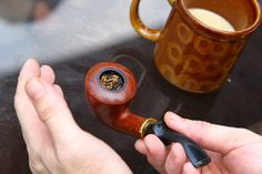 How to Smoke a Tobacco Pipe -- via wikiHow.com