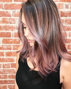 awesome 30 Exciting Pink Ombre Hair Styles – Ideas to Get You in Mood for Funky Pink