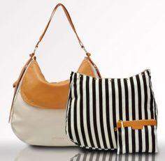 Belle nappy bag