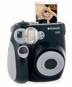 Polaroid 300 Kamera - Retro Style!