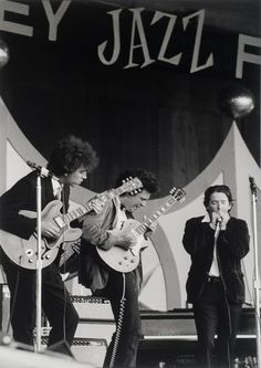 Paul Butterfield Blues Band, including the great Mike Bloomfield at the Monterey Jazz Festival '67.