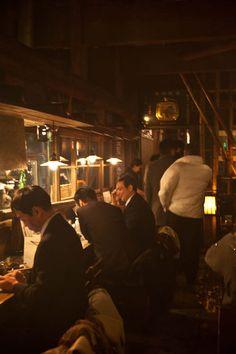 Tolumaru, an izakaya pub in Sapporo