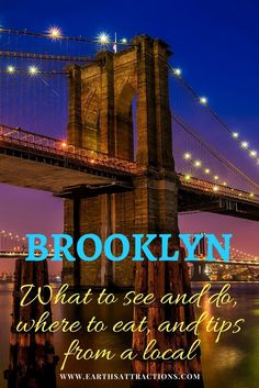A complete travel guide to Brooklyn, New York (USA) by a local