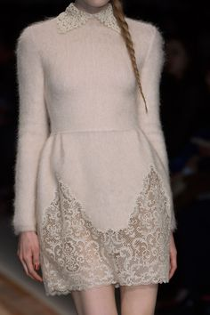 """mulberry-cookies: """"Valentino Fall 2013 (details) """""""